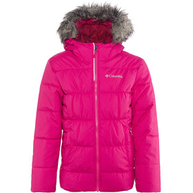 Columbia Gyroslope Jacket Youths Cactus Pink